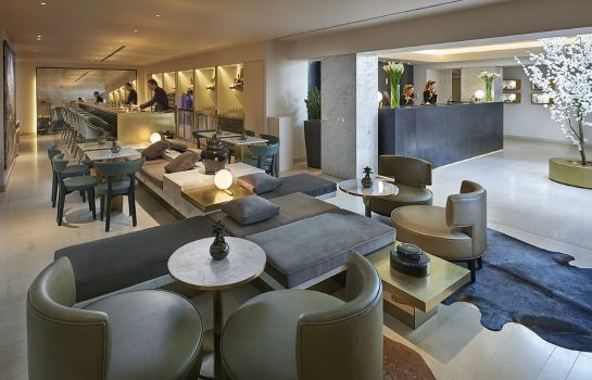 Hotel bar Mandarin Oriental Prague