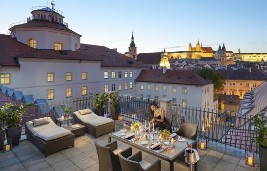 Camera Mandarin Oriental Prague
