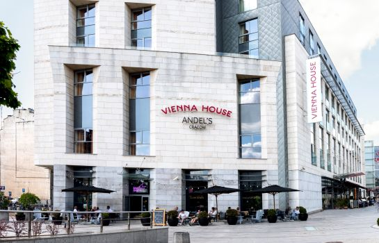 Vista exterior Vienna House Andel's Cracow