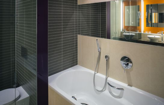 Bagno in camera Vienna House Andel's Cracow