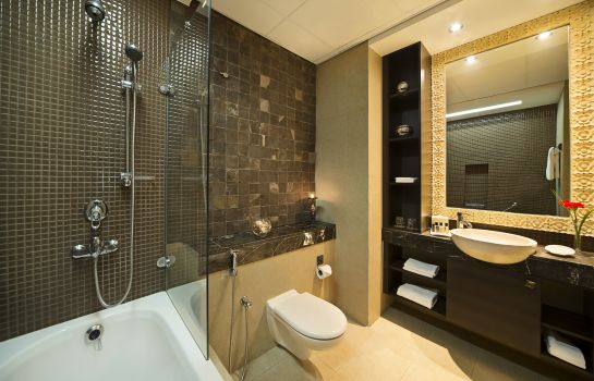 Bathroom Park Hotel Apartments