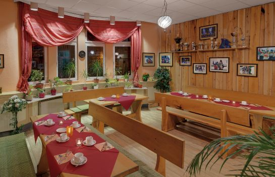 Breakfast room Haus Saarland am Rennsteig