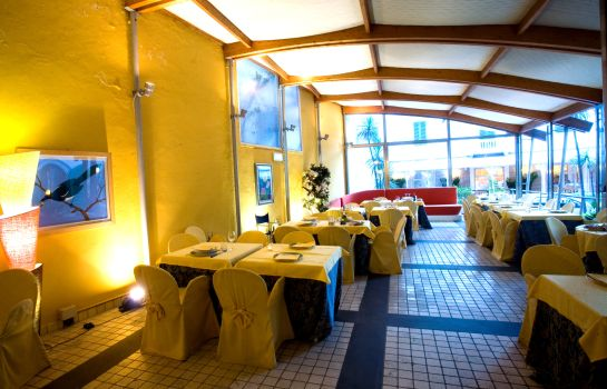 Restaurant Golf Hotel Corallo