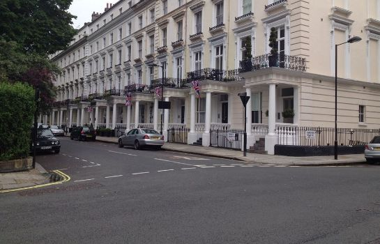 Vista exterior Kensington Court Hotel Notting Hill