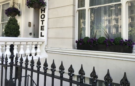 Vista esterna Kensington Court Hotel Notting Hill