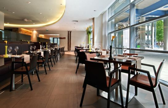 Restaurante Hilton London Canary Wharf