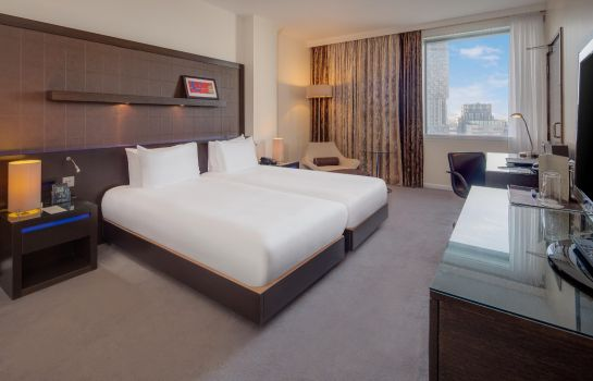 Suite Hilton London Canary Wharf