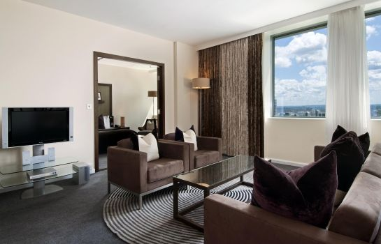 Habitación Hilton London Canary Wharf