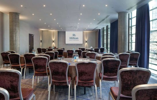 Salle de séminaires Hilton London Tower Bridge