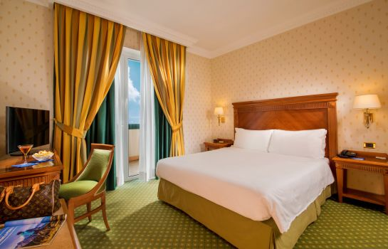 Chambre individuelle (standard) Best Western Viterbo