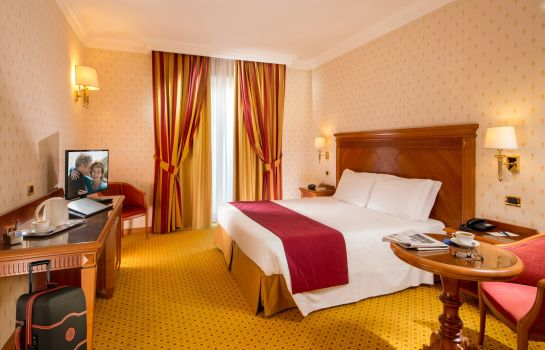 Chambre double (confort) Best Western Viterbo