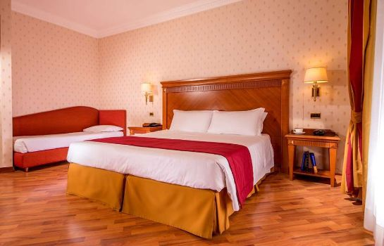 Chambre Best Western Viterbo