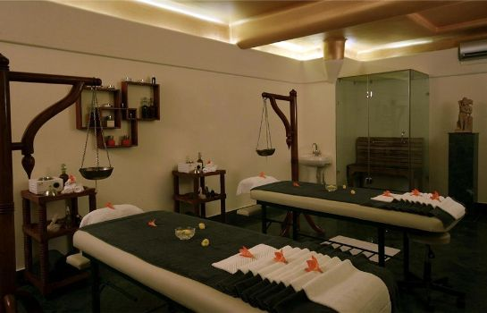 Massage room Clarks Khajuraho