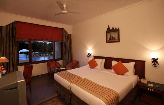 Double room (superior) Clarks Khajuraho