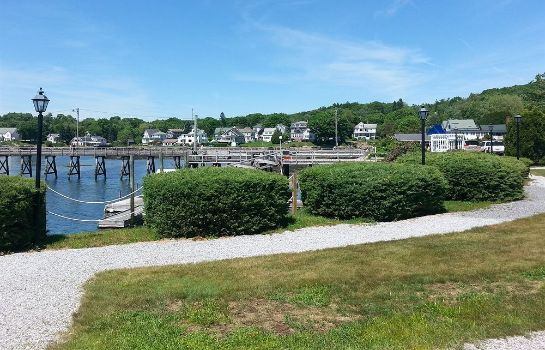 Omgeving Boothbay Harbor Inn
