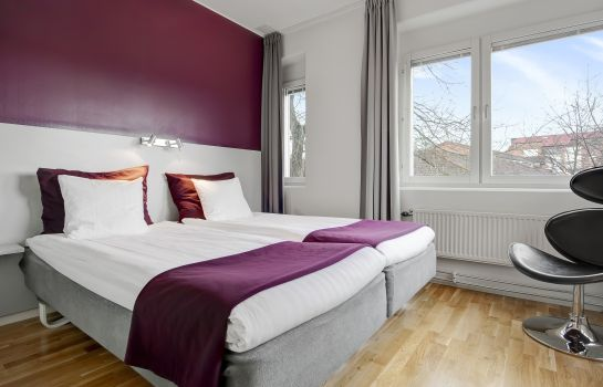Double room (standard) Connect Hotel Stockholm