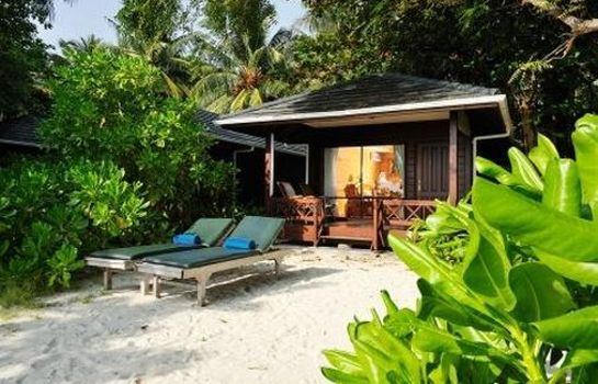 Hol hotelowy ROYAL ISLAND RESORT AND SPA MALDIVES