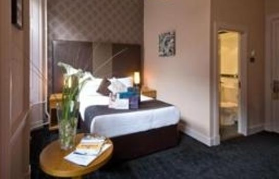 Chambre individuelle (standard) Best Western Glasgow City