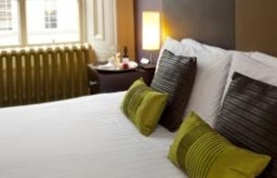 Chambre double (standard) Best Western Glasgow City