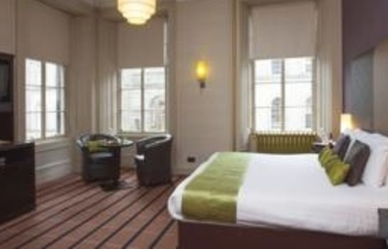 Chambre double (confort) Best Western Glasgow City