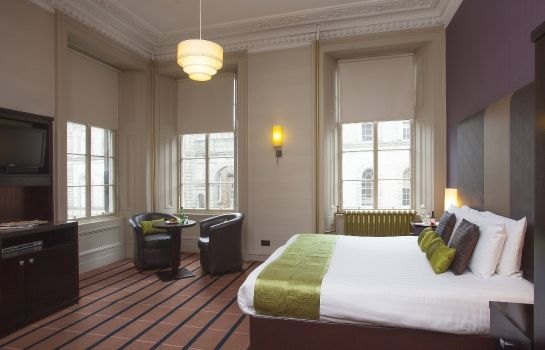Chambre Best Western Glasgow City
