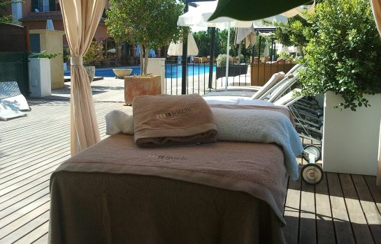 Massage room Les Rotes