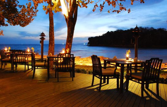 Restaurante Nakamanda Resort and Spa