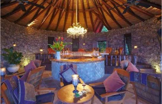 Bar hotelowy Fregate Island Private
