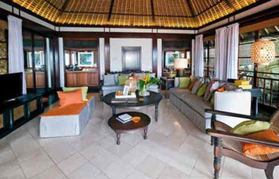 Suite Fregate Island Private
