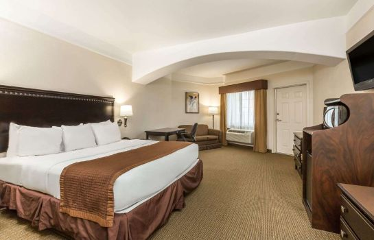 Suite BAYMONT BY WYNDHAM GALVESTON