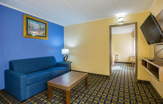 Suite Quality Inn and Suites Atlanta