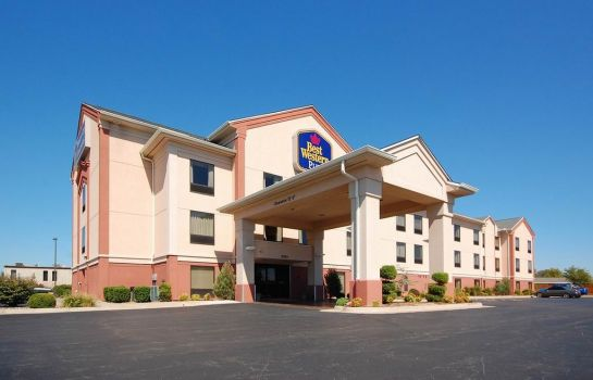 Außenansicht BEST WESTERN PLUS MIDWEST CITY