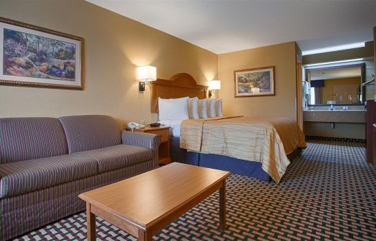 Suite BEST WESTERN BRADFORD INN