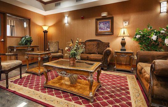 Hotelhalle BEST WESTERN PLUS MIDWEST CITY