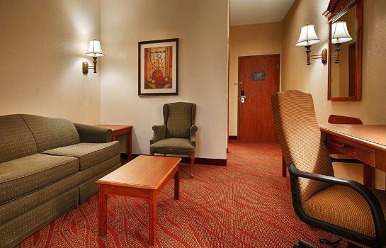 Suite BEST WESTERN PLUS MIDWEST CITY