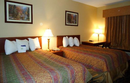 Chambre COLONIAL INN KINGSPORT