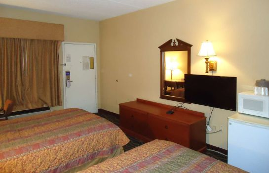 Kamers COLONIAL INN KINGSPORT