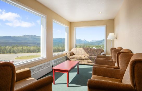 Vista all'interno Days Hotel And Suites Grande Cache