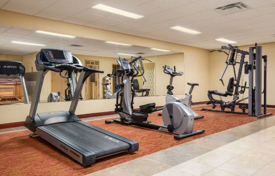 Impianti sportivi Days Hotel And Suites Grande Cache