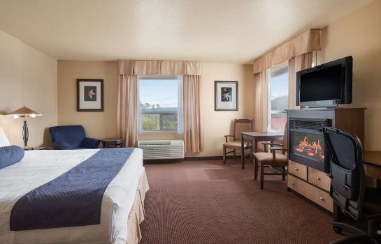 Camera standard Days Hotel And Suites Grande Cache
