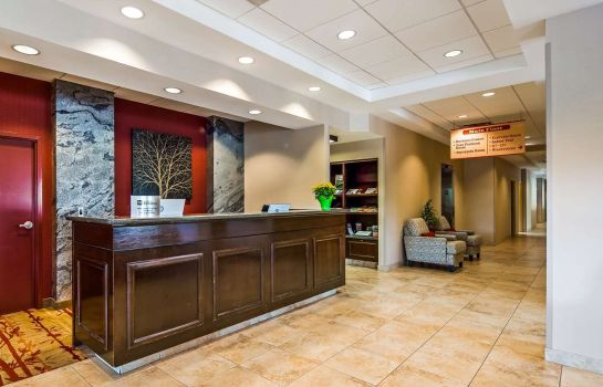 Hall BEST WESTERN PLUS MUSKOKA INN