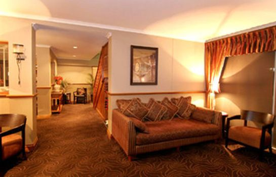 Hotelhal Best Western Sanctuary Inn