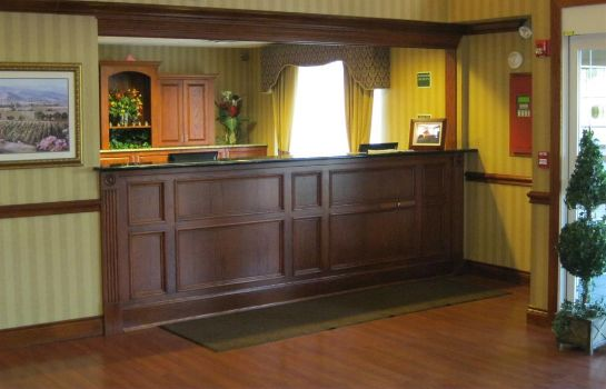 Hotelhalle BEST WESTERN EXECUTIVE INN STE