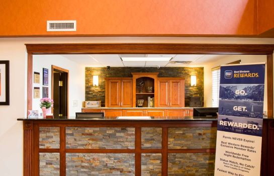 Hol hotelowy Best Western Executive Inn & Suites