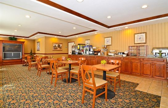 Restaurant BEST WESTERN EXECUTIVE INN STE