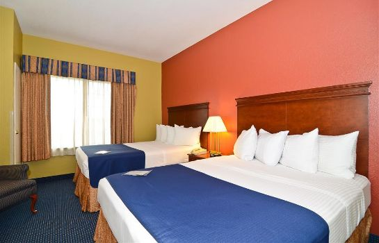 Suite BEST WESTERN EXECUTIVE INN STE