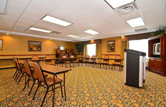 Sala konferencyjna Best Western Executive Inn & Suites