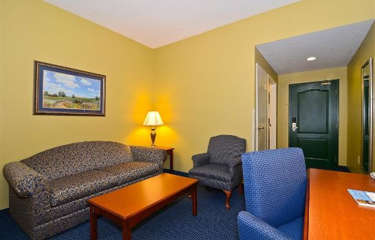 Zimmer BEST WESTERN EXECUTIVE INN STE