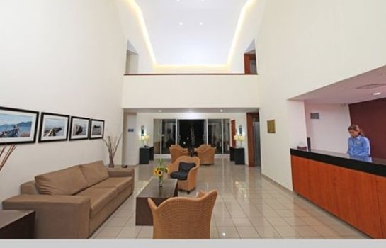 Lobby Comfort Inn Real La Union