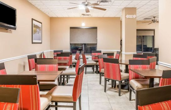 Restauracja Comfort Suites Savannah North